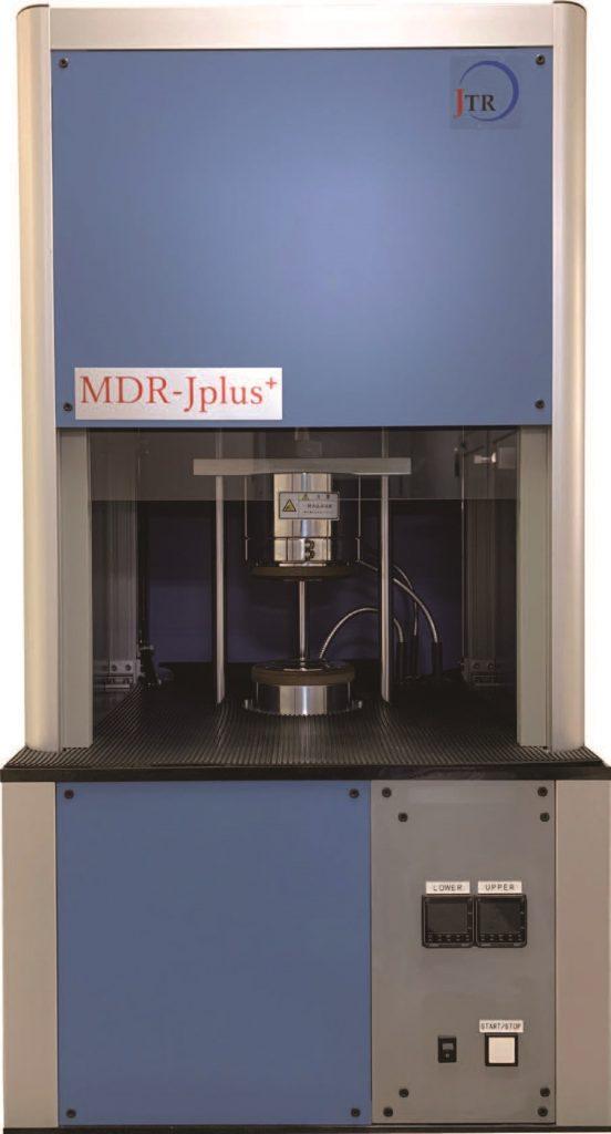 MDR-J Plus Moving Die Rheometer